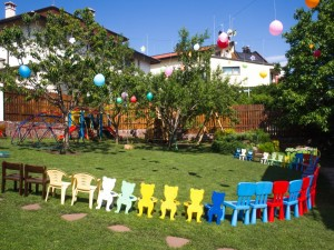Open Day at the end of the school year