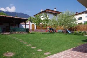 ICCC garden -view to Vitosha Mountain